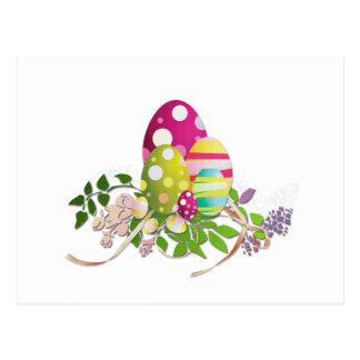 Easter #9 postcard