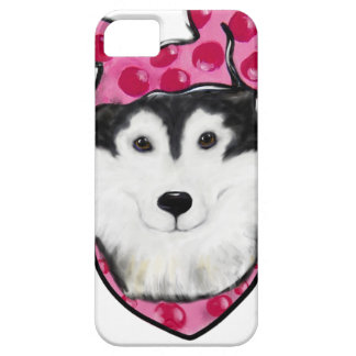 Easter Alaskan Malamute iPhone 5 Case