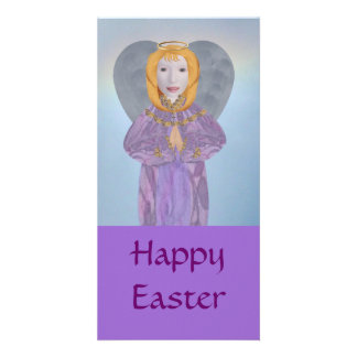 Easter Angel, Picture Card