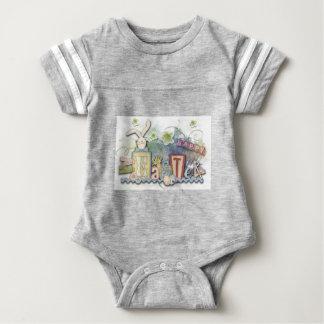 Easter Baby Bodysuit