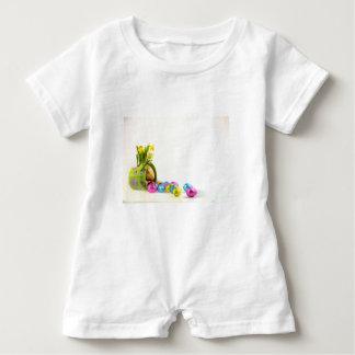 Easter Baby Romper