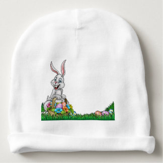 Easter Background Baby Beanie