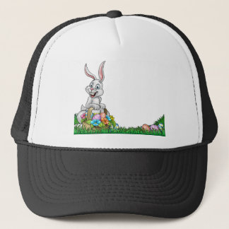 Easter Background Trucker Hat
