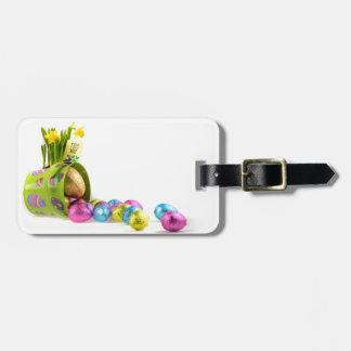 Easter Bag Tag