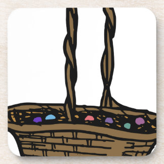 Easter Basket Coaster