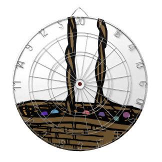 Easter Basket Dartboard