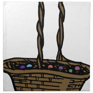 Easter Basket Napkin