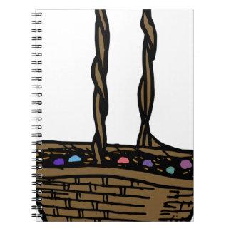 Easter Basket Notebooks