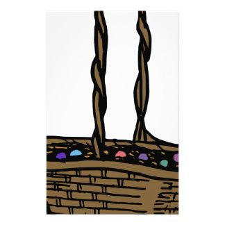 Easter Basket Stationery
