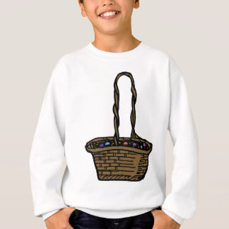 Easter Basket Sweatshirt