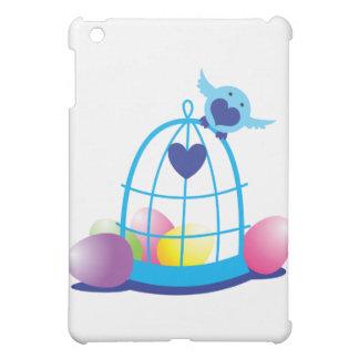 easter birdy iPad mini case