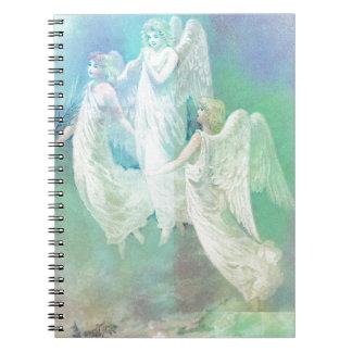 EASTER BLESSINGS 3 SPIRAL NOTEBOOK