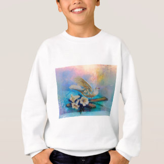 EASTER BLESSINGS AT THE WINDOWSILL SWEATSHIRT