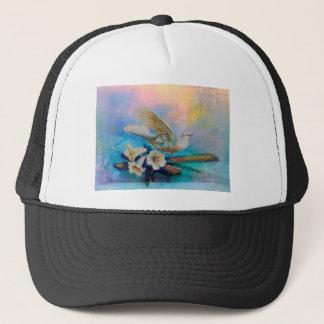 EASTER BLESSINGS AT THE WINDOWSILL TRUCKER HAT
