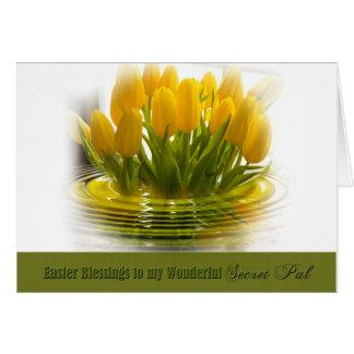 Easter Blessings Card - SECRET PAL