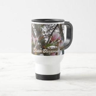 Easter Blessings Travel Mug