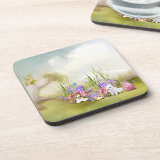 Easter Bunnies Coasters (set of 6)