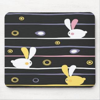 Easter Bunnies Mousepad