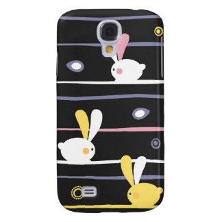 Easter Bunnies Samsung Galaxy S4 Case