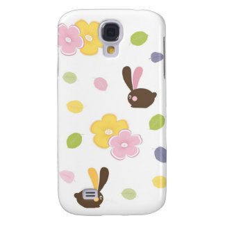 Easter Bunnies Samsung Galaxy S4 Covers