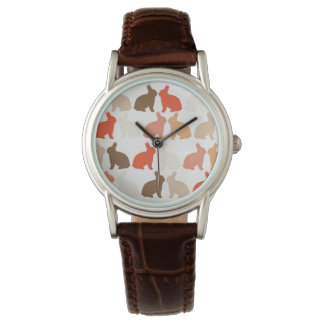Easter Bunnies Wristwatch