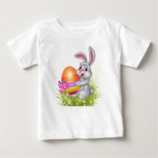 Easter bunny baby shirt