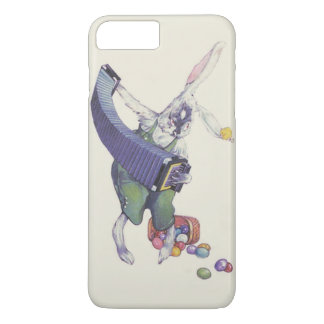 Easter Bunny Chick Basket Colored Eggs iPhone 7 Plus Case