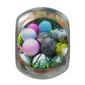 Easter Bunny colored golf ball Eggs