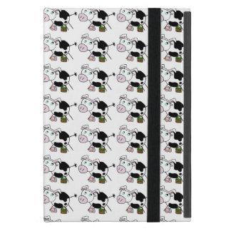 Easter Bunny Cow iPad Mini Cover