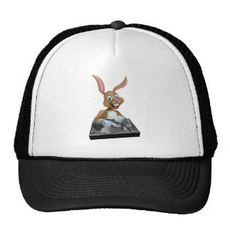 Easter Bunny DJ at the Decks Trucker Hat