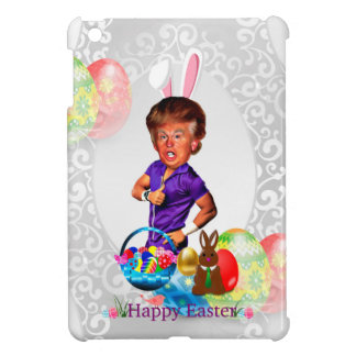 easter bunny donald trump iPad mini cover