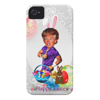 easter bunny donald trump iPhone 4 cover