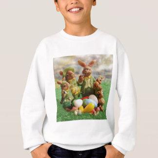 Easter bunny family sweatshirt
