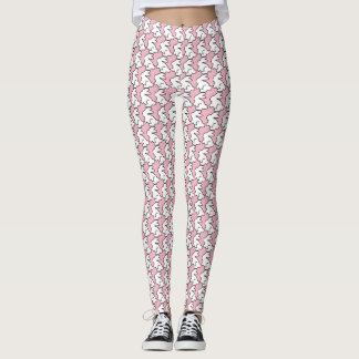 Easter Bunny Fun! Leggings
