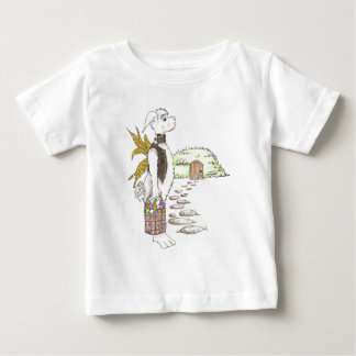 Easter Bunny in a Tux Baby T-Shirt