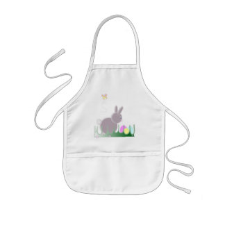Easter Bunny Kiddies Apron