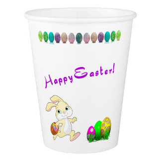 Easter Bunny Paper Cups Paper Cup