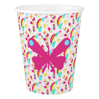 Easter Bunny Party Paper Cups