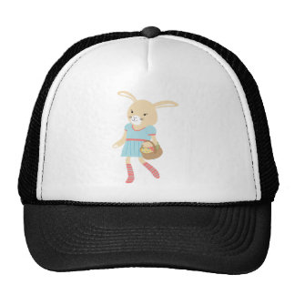 Easter Bunny Trucker Hat