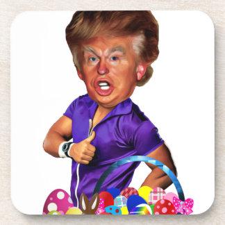 easter bunny trump coaster