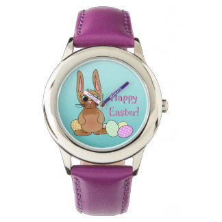 Easter Bunny Wristwatches