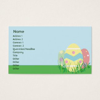 Easter - Business Business Card