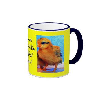 Easter Chick-A-Dee-Light Coffee Mugs