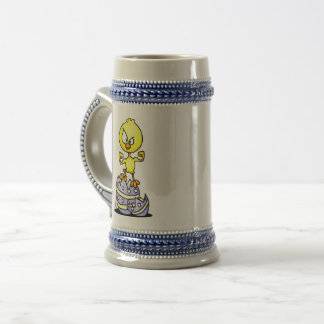Easter Chick Beer Stein