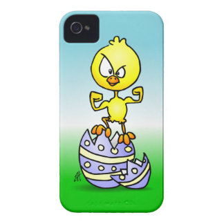 Easter Chick iPhone 4 Cover