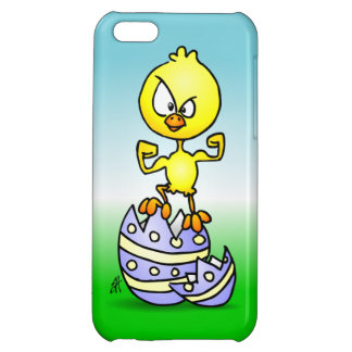 Easter Chick iPhone 5C Cover