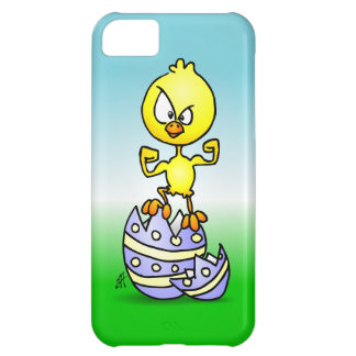 Easter Chick iPhone 5C Covers