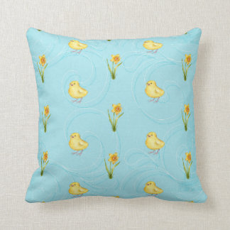 Easter Chick Pillow