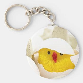 Easter chicken Keychain