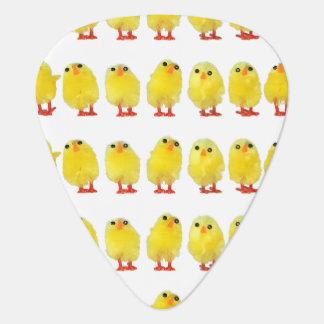 Easter Chicks Guitar Pick